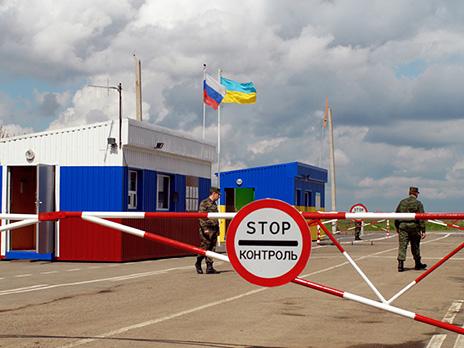 Пересечение границы с Россией иностранными гражданами