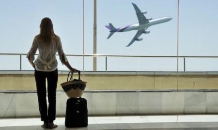 Вылет за границу