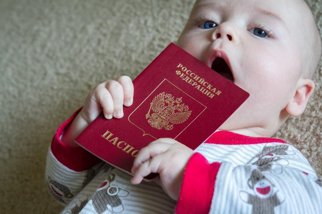 Гражданство рф детям до 14 по матери
