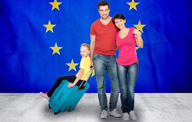 в Шенген с ребенком