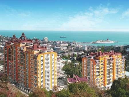 Недвижимость на ЮБК Крым