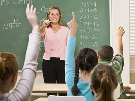 профессия - учитель