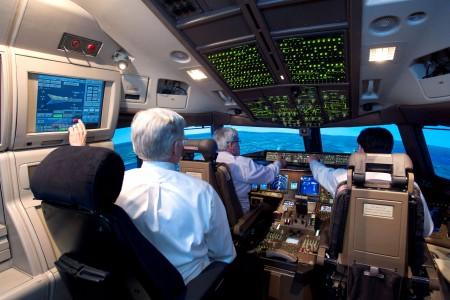 пилот гражданской авиации