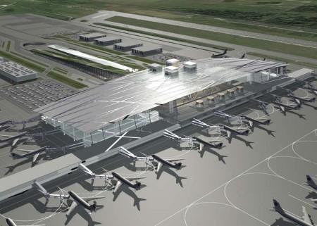 Новый терминал Пулково