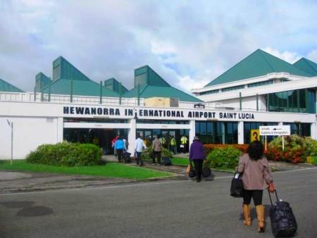 аэропорт Saint Lucia