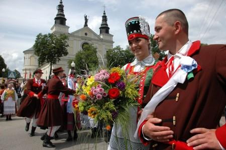 Свадебные традиции в Польше
