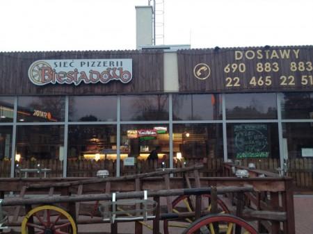 пиццерия «Biesiadowo»