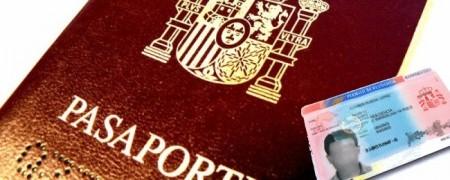 Паспорт и ВНЖ Испании