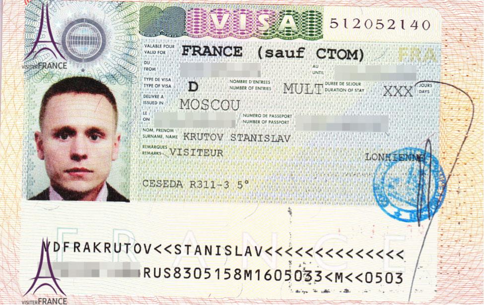 Шенген во францию самостоятельно 2018