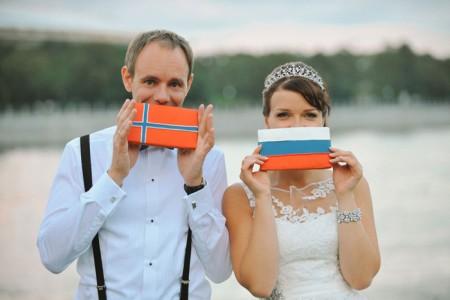 Брак с норвежцем