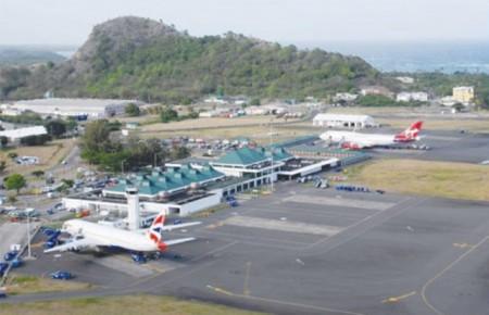 аэропорт Сент-Люсия Хьанора