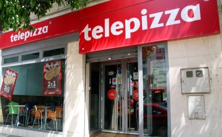 кафе «Telepizza»