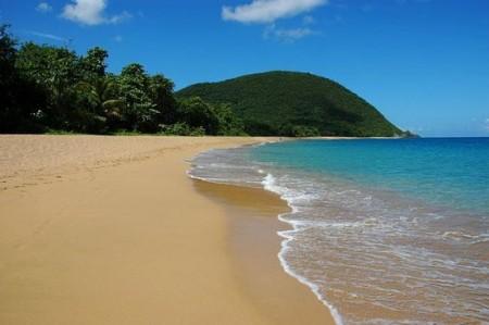 Пляж «Grande Anse»