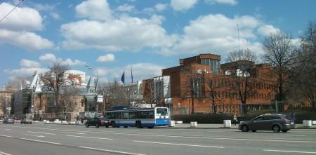 Посольства Франции в Москве