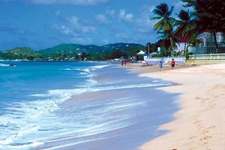 «Reduit Beach»