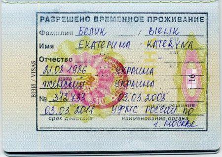 РВП России