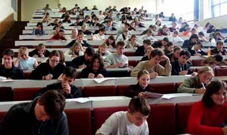 Получение образования в России