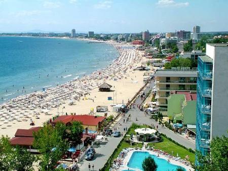 Болгария. Солнечный берег