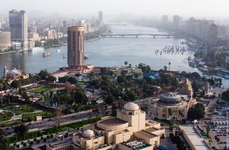 Каир - столица Египта