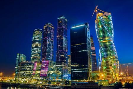 Московские небоскрёбы
