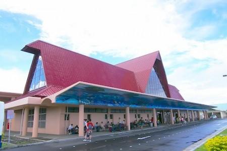 Аэропорт Палау