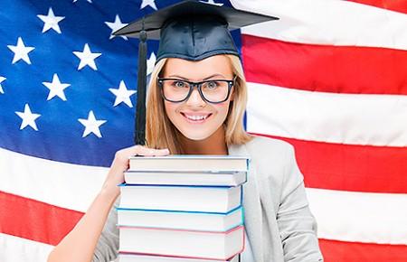 Студент в США