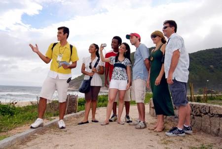 туристический гид в Коста-Рике