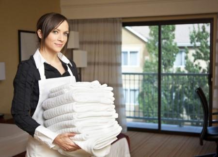 работа домработницей в Вашингтоне