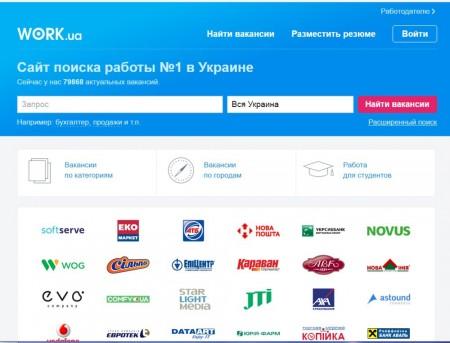 портал для русских и украинцев по поиску работы
