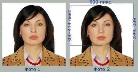Фото на грин-карту
