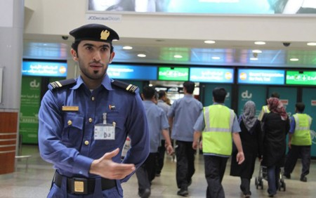 таможенная служба в Дубае