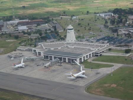 аэропорт в столице Зимбабве-Хараре