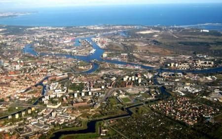 город Гданьск