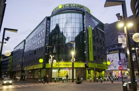 работа в банковской сфере в Андорре
