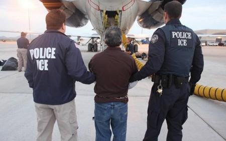 Депортация из США