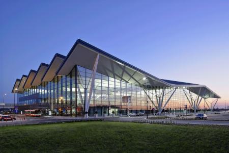 аэропорт Гданьска