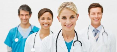 работа в сфере медицинского обслуживания в Сицилии