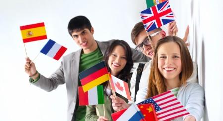 Представители разных стран