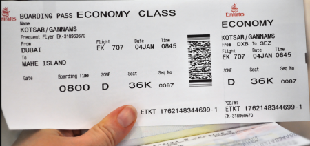 билет на самолет в дубай
