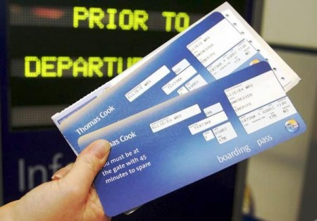 Билеты на самолёт