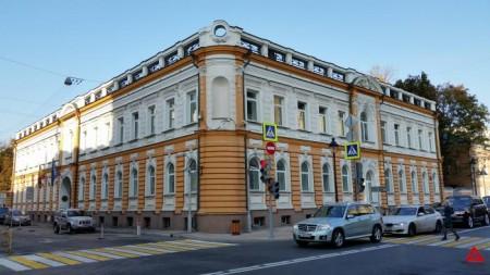 Посольство Испании в Москве