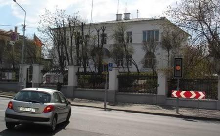 Посольство Германии в Минске