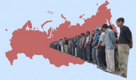 Трудовая миграция в России : проблемы и регулирование