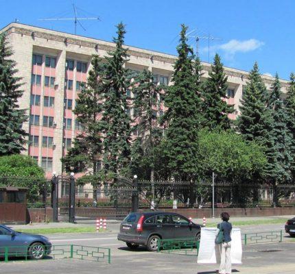 консульство Китая в Москве
