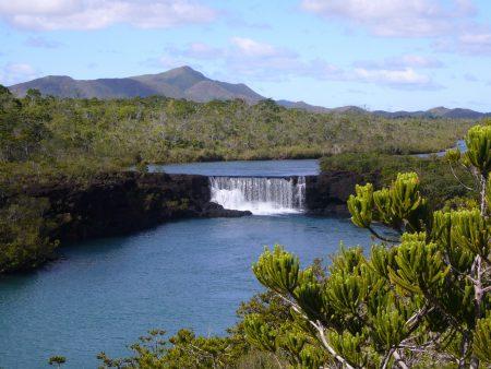 водопад Уадиана