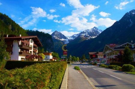 горные деревни
