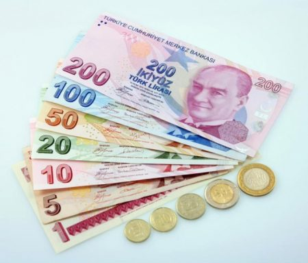 турецкая валюта-лира