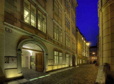 музей Моцарта в Вене