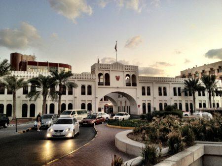 квартал в Баб аль-Бахрейн