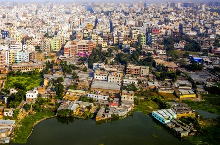 столица Бангладеша-Дакка